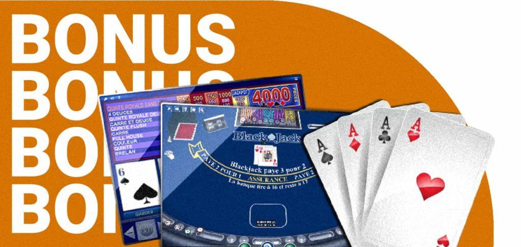 bonus blackjack gratuit